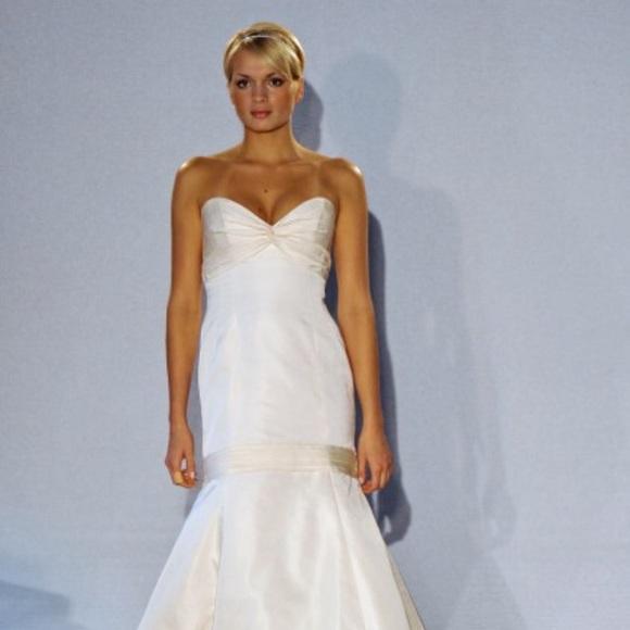 Rivini Dresses | Champagne Wedding Dress | Poshmark